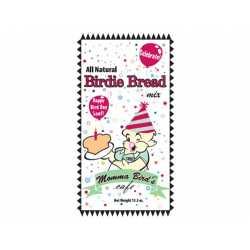Birdie bread bird day loaf