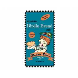 Birdie bread Carribean loaf