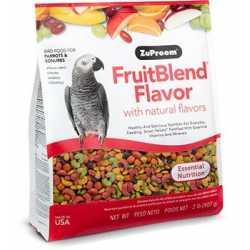 Zupreem FruitBlend parrot...