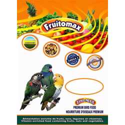 Fruitomax small parrot