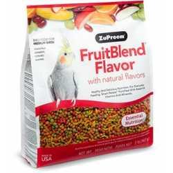 Zupreem FruitBlend Medium
