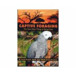 DVD Captive foraging