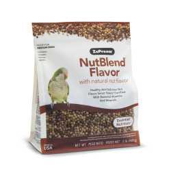 Zupreem Nutblend medium