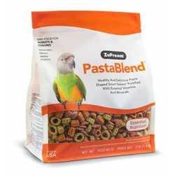 Zupreem PastaBlend parrot...