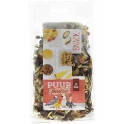 Gourmet snack fruits/noix