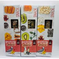 Activity snack perroquet