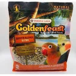 Golden feast Golden feast...
