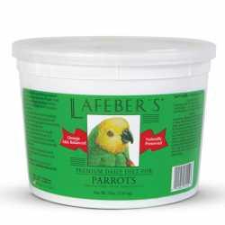 Lafebers parrot pellets