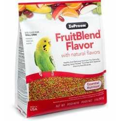 Zupreem FruitBlend small