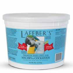 Lafebers macaw/cockatoo...